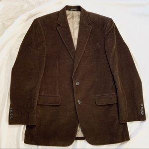 RL Chaps corduroy sport coat